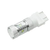 3157 geführtes auto weiß großhandel-3156 3157 30W Auto LED Nebelscheinwerfer Licht LED Auto Lampe 12V 24V Ultra Bright Auto Auto Turn Brake Glühbirne