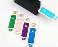 auto luz led china al por mayor-6 colores Mini Ordenador USB Aroma Difusor Coche Fragancia SPA Aromaterapia Purificador de Aire Ambientador Humidificador Sin Aceite G252