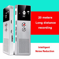 Wholesale mp3 music player 4gb lcd for sale - Group buy 8GB Mini Flash Digital Voice Recorder portable LCD Display Dictaphone with MP3 Music Player Support TF Card Built in Loudspeaker