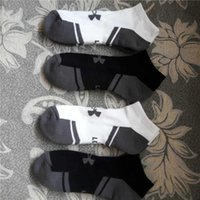 Wholesale Boys Winter Socks - Brand Under Ankle Socks Men Kids Cotton Knitted Sports Socks Armor Low Stockings Boys Sport Low-cut Liners Sock Running Skateboard Socks
