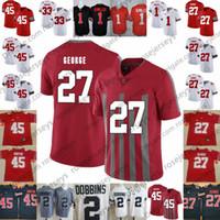 Wholesale archie manning jerseys online - Ohio State Buckeyes Eddie George  Archie Griffin Pete Johnson Chris b23f0056c
