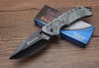 ingrosso coltelli da combattimento migliori-2018 nuovo coltello pieghevole MT730 MARINES coltello pieghevole coltello da combattimento migliori coltelli EDC pcoket coltello 5Cr15Mov lama 57 HRC prezzo all'ingrosso