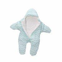 estrela do sono do bebê venda por atacado-Saco de dormir do bebê da estrela Saco de sono do bebê do inverno Cobertura morna Swaddle Sacos de dormir