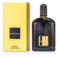 männer gebratenes parfüm großhandel-Hohe Qualität Ford Black Orchid Köln für Männer MARKE 100 ML Spray Parfüm Fanscinating Scents Eau De Toilette Freies verschiffen DHL