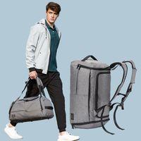 сумки для путешествий оптовых-Новая сумка дорожная сумка для мужчин дорожная сумка багаж очень большой вещевой вести с обуви отсек