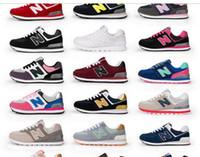 chaussures femme mode style achat en gros de-2018 nouveau style hommes et femmes chaussures de mode décontractée 36-44