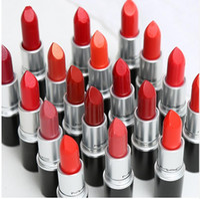 Wholesale mac makeup online - MAC M MC Macs Makeup Luster Lipstick Frost Lipstick Matte Lipstick