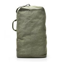 Wholesale canvas mountain bag resale online - Travel Bag Large Capacity Outdoor Mountaineering Canvas Multi function Ride a Bike On a Business Trip Mountain climbing Bags