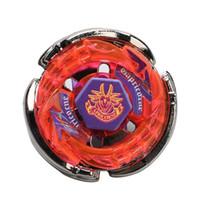 детские развивающие игрушки оптовых-Beyblade игрушки для продажи Mini 4D Metal Fusion Beyblades 4d комплект Toupie Beyblade вращающаяся игрушка гироскоп с пусковой BB-50