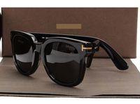 lüks erkekler gözlük toptan satış-Güneş gözlüğü lüks üst qualtiy Yeni Moda 211 Tom Güneş Gözlüğü Fore Man Kadın Erika Gözlük ford Tasarımcı Marka orijinal kutusu ile Güneş Gözlükleri