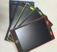 tabletten zoll großhandel-2018 neue LCD-Schreibtafel 8,5 '' Zoll Handschrift Pads Portable Tablet Board ePaper für Art Malerei schreiben und so weiter