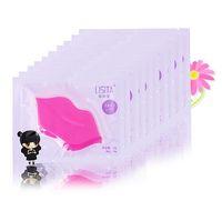 lippenfilm großhandel-30 Teile / los Lippenmaske Lip Film Feuchtigkeitsspendende Lippen Pflege Beauty Essentials Neue Ankunft Lippen Pflege Beauty Essentials