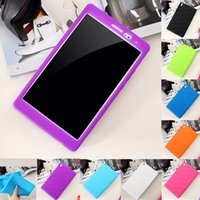 Wholesale huawei tablet case - Soft Silicon Shockproof Back Cover for Huawei MediaPad T2 8 Pro Silica Gel Protective Drop case for Huawei 8 Inch Tablet PC
