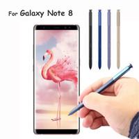 lápiz óptico para la nota al por mayor-Pantalla táctil capacitiva Stylus S Pen para Samsung Galaxy Note 8 Note8 N950F Spen Pieza de repuesto Nuevo