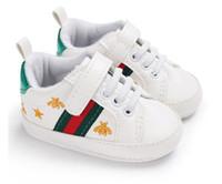 0e30eeef7a4a1 Premiers marcheurs antidérapants Premiers marcheurs pour bébé garçon Fille  Genius Nubuck Leather Baby Infant Toddler Shoes 0-1 ans