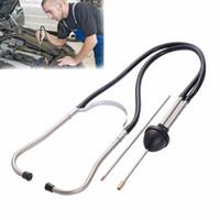 ingrosso professionisti automobilistici-Strumento professionale di auto strumenti di stetoscopio del cilindro del motore dello strumento diagnostico dell'automobile di stetoscopio di auto 1PC per l'automobile