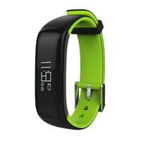 Wholesale phone bracelet pedometers for sale - Group buy P1 Smartband Blood Pressure Monitor Smart Band Pedometer Activity Tracker Pulse Monitor Wristband Fitness Bracelet For Phone good