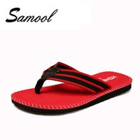 Wholesale wholesale designer sandals - Men's Flip Flops Classic Designer Soft Summer Lightweight Shower Beach Slippers Lightweight Rubber Shoe Male Flats Sandals ox5