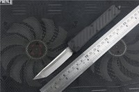Wholesale automatic knives for sale - Ultratech Storm Trooper Automatic knife style double acting carbon fiber Tactical Knife fold knife high quality VG10 steel carbon fiber