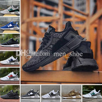 Wholesale Shoes Europe Men - High Quality EQT Cushion ADV 91 17 men women Running Shoes Core Black White Red Blue green North America Europe Asia sports sneakers 36-45
