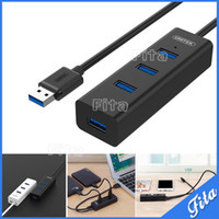 Wholesale Mini USB Portable Bus Powered USB With RTS5411 Chipset Port for Laptop Ultrabook PC Computer for Hard Drives