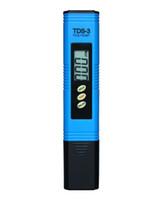 test de l'eau achat en gros de-Stylo de test de qualité de l'eau de TDS, fontaines / testeur de qualité de purificateur d'eau.