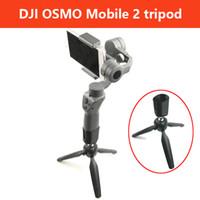 штатив для мобильного телефона оптовых-Портативный мини DJI OSMO 2 подвижный штатив, подставка для крепления подставки и удлинитель для DJI OSMO mobile 2 и аксессуаров