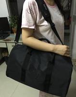 Wholesale wire travel - NEW luxury pattern travel bag women Yogo sport bag with logo beach case