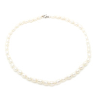 Wholesale beaded necklaces online - 2018 fashion pearl jewelry design natural pearl jewelry pearl necklace female charm jewelry