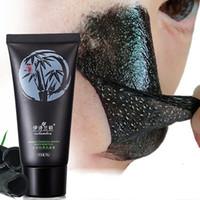 tratamento dos poros nasais venda por atacado-Removedor de Cabeça preta Nariz Máscaras Pore Tira Máscara Preta Peeling Cuidados Com O Rosto Tratamento Da Acne Nariz Cravo Limpeza Profunda Cuidados Com A Pele