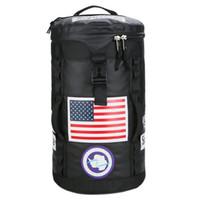 große rucksäcke für college großhandel-Der North F Supr me Teenager-Rucksack Jungen-Mädchen-Tasche Lässige Rucksäcke Reisetaschen für Erwachsene Studenten Wasserdichte Große Kapazität