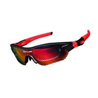 gafas de visión para mujer al por mayor-GUB 5300 Gafas de ciclismo polarizadas UV400 Gafas de protección al aire libre Deportes Equitación Gafas Equipo de ciclismo para hombres Mujeres