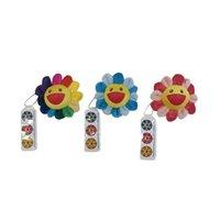 sun flower brooch Australia - 18FW Murakami Brooch Pendant Colorful Sun Flower Fashion High Quality Brooch HFBYXZ024