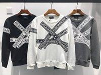 erkekler için örme gömlekler toptan satış-Yüksek Kaliteli Gömlek erkek Sonbahar ve Kış Sıcak Moda Işlemeli erkek Gömlek Uzun Kollu Ince erkek Örgü Gömlek M-3XL