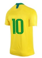 Wholesale customized soccer jersey name for sale - Group buy 18 Customized Name Thai Quality Soccer Jerseys shirts TOPS Custom P Coutinho G Jesus Paulinho soccer jerseys