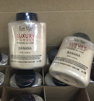 Wholesale Mixed Skin Type - Mew Hot Sell Brand Ben Nye LUXURY POWDER POUDER de LUXE Banana Loose powder 3oz 85g DHL Shipping+Gift