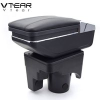 Wholesale vw stores - For VW jetta mk5 Golf mk5 6 armrest box central Store content box cup holder interior car-styling products accessory 05-11