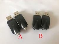 ladegeräte für e cigs großhandel-Wireless 510 Mini-USB-Ladegerät Adapter Ego Thread Akku E-Zigaretten E-Zigaretten Esmart Patronen Vape Ladegeräte