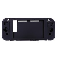 Wholesale aluminum cases for sale for sale – best Hot Sale colors Aluminum Hard Protective Case Shell for Nintendo Switch NS Console and Joystick