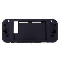 caixas duras de alumínio venda por atacado-Venda quente 8 cores De Alumínio Hard Case Protetora Shell para Nintendo Switch NS Console e Joystick