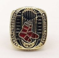 Wholesale Boston Ring - Who can beat our ring ,The Newest 2013 Boston Red Sox Major League Baseball Championship Ring for Fans