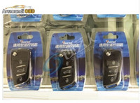 yamaha a distancia al por mayor-Teclas remotas universales Xhorse VVDI2 Wireless + Wireless DS Teclas automáticas para usar con programación remota de VVDI Key Maker