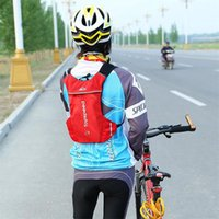 Wholesale carry shoulder bag backpack for sale - Group buy 2L Portable Bicycle Water Bags Pouch Backpack For Outdoor Bike Hiking Black Red Camping Shoulder Bag Convenient For Carry yy X