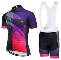femme maillot de vélo achat en gros de-Liv été femmes VTT vélo vêtements respirant vêtements de vélo Mountian Ropa Ciclismo cyclisme à séchage rapide Jersey ensembles