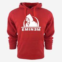 Shady Records Crewneck Sweatshirt Eminem Slaughter House Detroit Slim Hoodie TDE