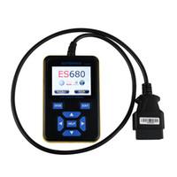 scanner de código srs venda por atacado-Autophix ES680 VAG Pro OBD2 EOBD Leitor de Código de Diagnóstico Scanner e SRS ABS Scan Ferramentas para VW / Audi Série de Veículos