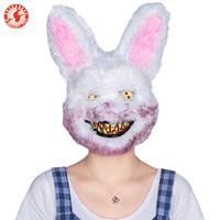 trajes de oso completo al por mayor-Accesorios de fiesta de Halloween Disfraces de Halloween Máscara de cara completa Regalos de fiesta Disfraz de animal Máscara de oso de peluche