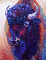 lona pintura a óleo cavalos emoldurado venda por atacado-YJ ART-thunder-horse-Unframed moderna arte da parede da lona para casa e escritório decoração, pintura a óleo, pintura animal, quadro de pintura