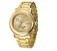 blumenuhren mädchen großhandel-Rose Gold Männer Frau Diamant Blume Uhren 2019 Marke Luxus Krankenschwester Damen Kleider weibliche Falten Schnalle Armbanduhr Geschenke für Mädchen