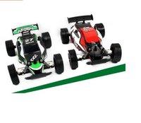 baterías de coche de control remoto al por mayor-Party Tool RC Car Electric Toys Control remoto 2 .4g 4Color Shaft Drive Truck High Speed Rc Car Drift Car Rc Racing Incluye batería